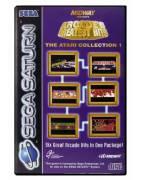 Arcades Greatest Hits the Atari Collection 1 Saturn