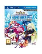 Arcana Heart 3: Love Max Playstation Vita