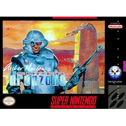 Archie Macleans Super Drop Zone SNES