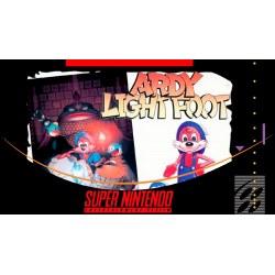 Ardy Lightfoot SNES
