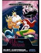 Ariel: The Little Mermaid Megadrive