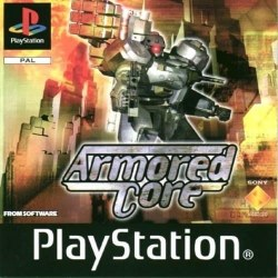 Armored Core PS1