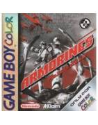 Armorines Gameboy