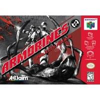 Armorines: Project Swarm N64