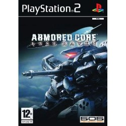 Armoured Core Last Raven PS2
