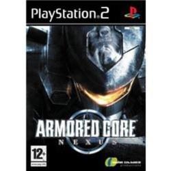 Armoured Core Nexus PS2