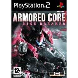 Armoured Core Nine Breaker PS2