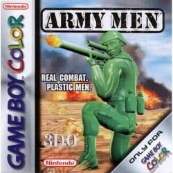 Army Men Gameboy