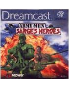 Army Men -Sarges Heroes Dreamcast