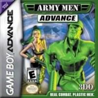 Army Men Advance Gameboy Advance