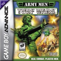 Army Men Turf Wars Gameboy Advance
