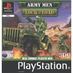 Army Men Lock 'N' Load PS1