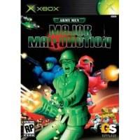 Army Men Major Malfunction Xbox Original