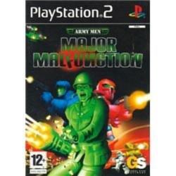 Army Men Major Malfunction PS2