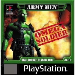 Army Men Omega Soldier PS1