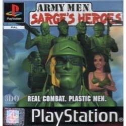 Army Men Sarge's Heroes PS1