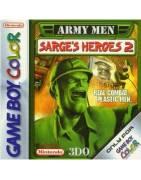 Army Men Sarge's Heroes II Gameboy