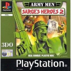 Army Men Sarge's Heroes II PS1