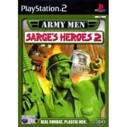 Army Men Sarges Heroes 2 PS2