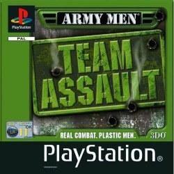 Army Men: Team Assault PS1