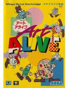 Art Alive Megadrive