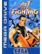 Art of Fighting Megadrive