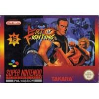 Art of Fighting SNES