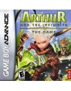 Arthur and the Invisibles Gameboy Advance