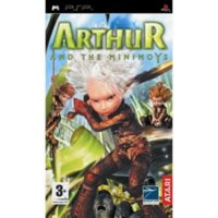 Arthur and the Invisibles PSP
