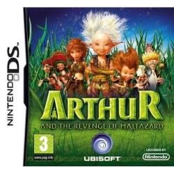 Arthur and the Revenge of Maltazard Nintendo DS