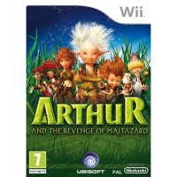 Arthur and the Revenge of Maltazard Nintendo Wii
