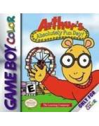 Arthur's Absolutely Fun Day Gameboy