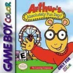 Arthur's Absolutely Fun Day