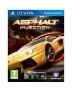 Asphalt: Injection Playstation Vita