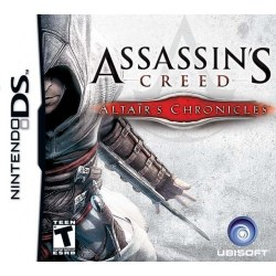 Assassins Creed Altairs Chronicles Nintendo DS