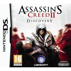Assassins Creed II Discovery Nintendo DS