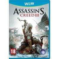 Assassins Creed III Wii U