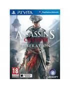 Assassins Creed III Liberation Playstation Vita