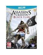 Assassins Creed IV Black Flag Wii U