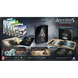 Assassins Creed IV Black Flag Skull Edition Xbox One