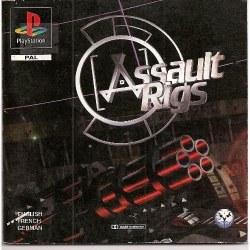 Assault Rigs PS1