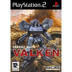 Assault Suits Valken PS2