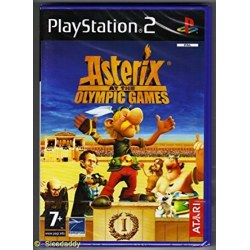 Asterix at the Olympic Games PS2