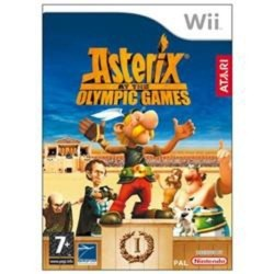 Asterix at the Olympic Games
