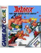 Asterix Search for Dogmatix Gameboy