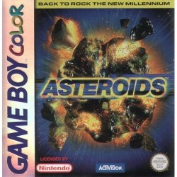 Asteroids (GB Colour)