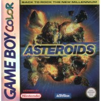 Asteroids (GB Colour) Gameboy