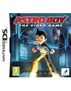 Astroboy The Video Game Nintendo DS
