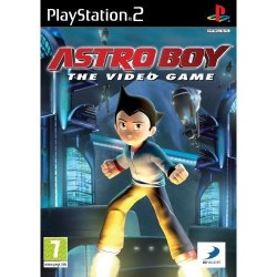 Astroboy The Video Game PS2
