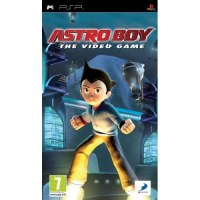 Astroboy: The Video Game PSP